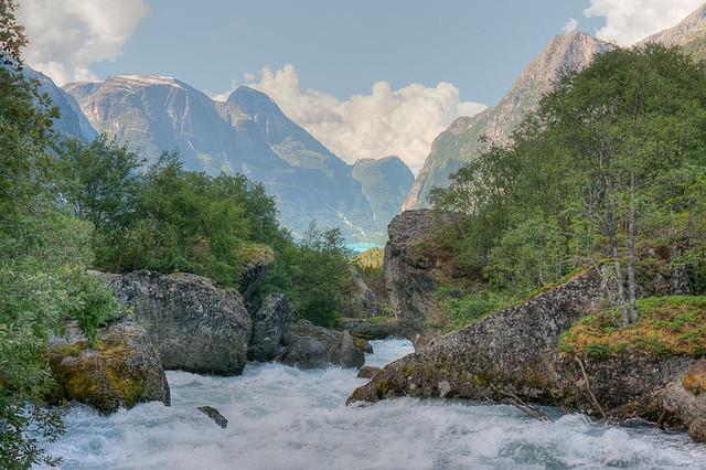 Norwegian Landscape 2
