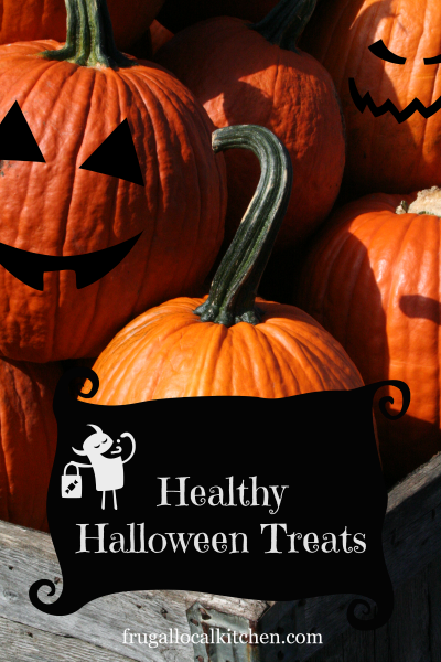 Healthy Halloween Treats to Make Mom and Kids Happy