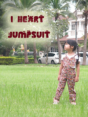 I Heart Jumpsuit for Project Run&Play #7