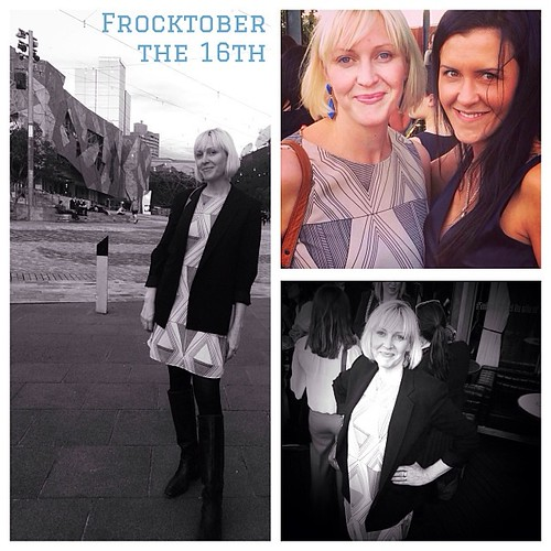 #frocktober the 16th. Thanks for the recent donations, amazing! https://frocktober.everydayhero.com/au/wonderwebby