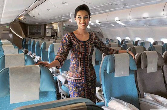 2009: Singapore Airlines