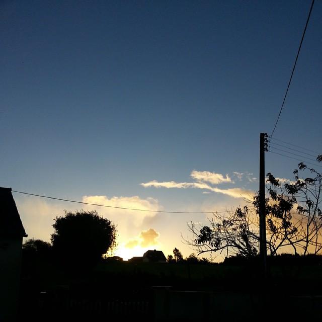 Adieu la pluie et la tempête. Bonjour le soleil. #paimpol #ourlittlefamily #france