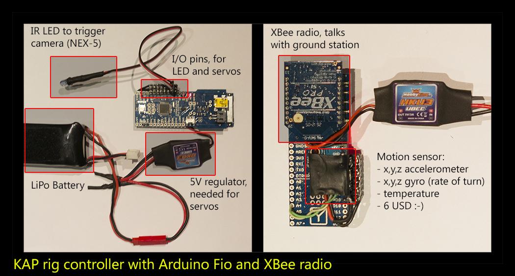 KAP controller with motion sensor - KAP Discussion Page