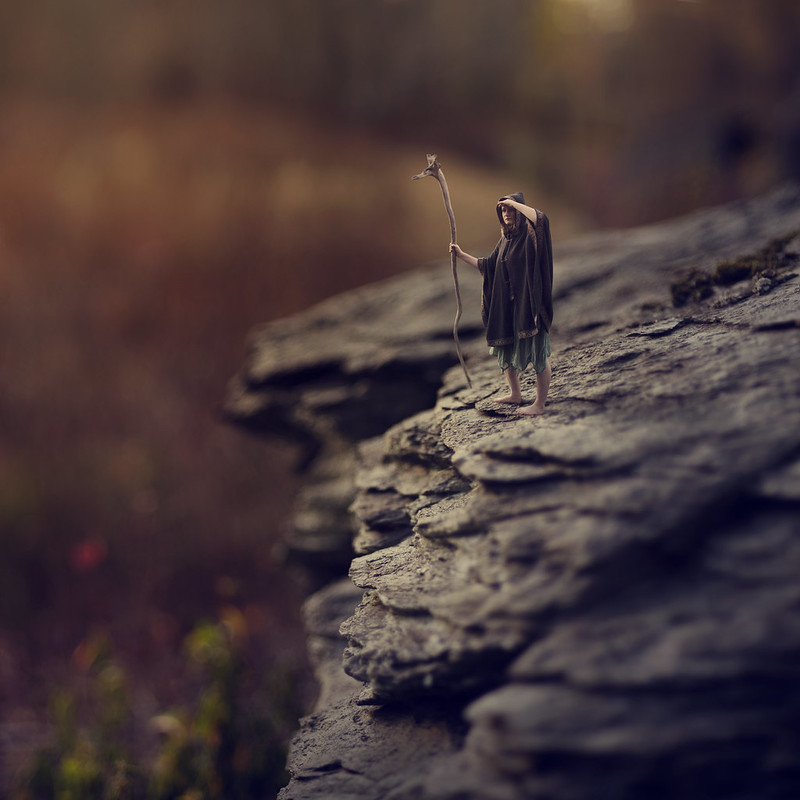 10716870024 73b24e9012 c The Little People Project by Slinkachu (22 Photos)
