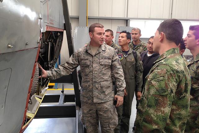 Kentucky Air Guard supports C-130 maintenance seminar in ...
