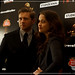 The Establishing Shot: IN FEAR PREMIERE - STARS ALLEN LEECH & ALICE ENGLERT ON THE RED CARPET @ THE ICA PRESENTED BY STELLA ARTOIS