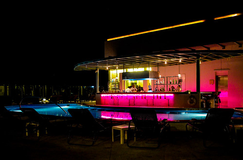 Rooftop Bar And Pool