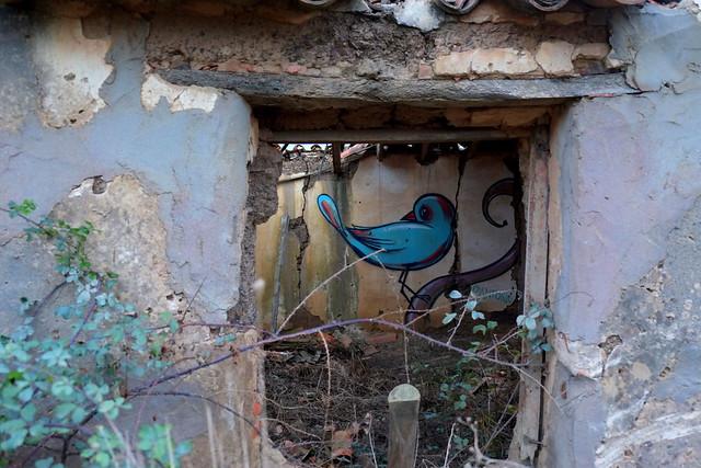 street art | pantonio | algarve . portugal 2013