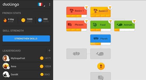 DuoLingo 2.0 для Android