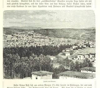 Image taken from page 339 of 'Auf biblischen Pfaden. Reisebilder aus Aegypten, Palästina, Syrien, Kleinasien, Griechenland und der Türkei. [With maps and illustrations.]'