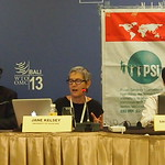 PSI Trade In Services Agreement (TISA) forum - 9th WTO Ministerial Meeting in Bali: 5 Dec 2013