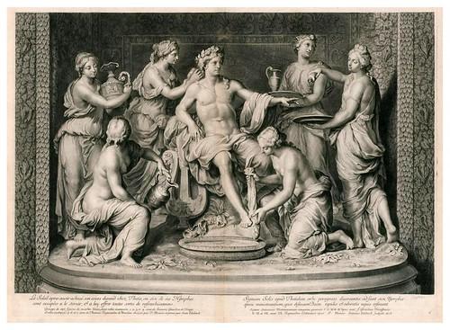 009-Description de la grotte de Versailles-1679- André Félibien- ETH-Bibliothek-e-rara