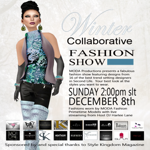 MODA WINTER COLLABORATIVE SHOW