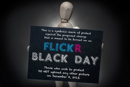 Flickr Black Day 2013