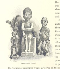 Image taken from page 70 of 'Five Years with the Congo Cannibals ... Illustrated, etc'