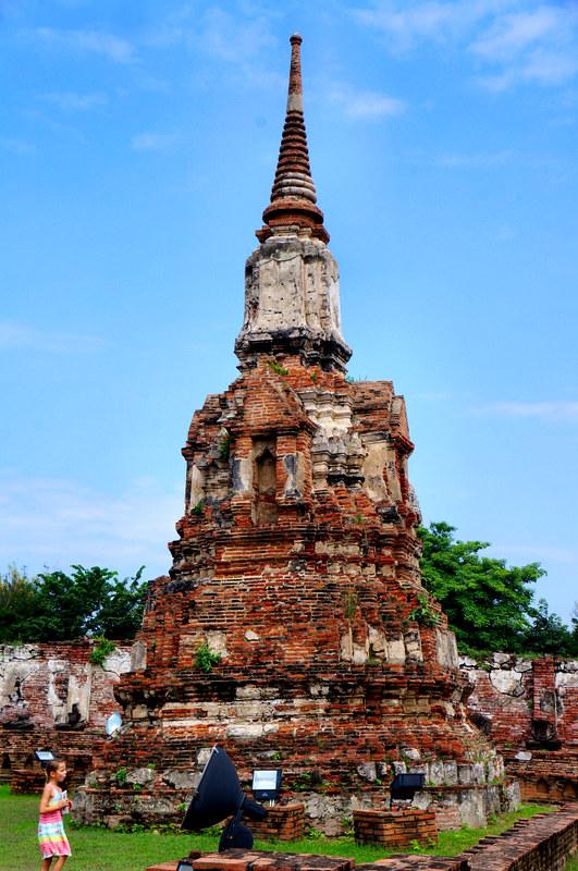 Bangkok Trip: Wat Maha That