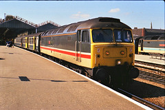 47832 at Inverness 14/07/90 1T24 1217 Inverness - Glasgow Queen St...
