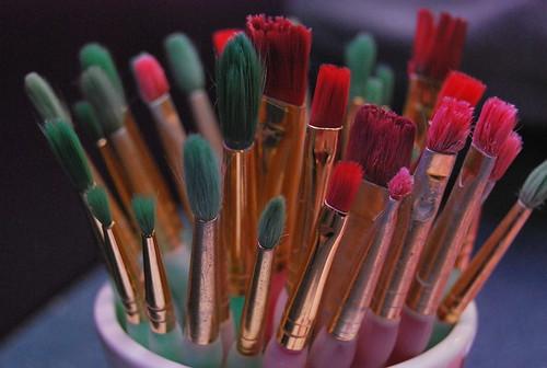 WPIR - paint brushes