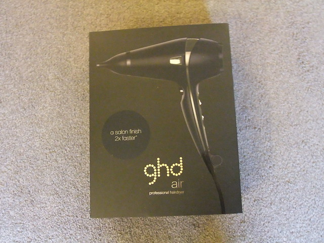 GHD Air Review & Hairstyle