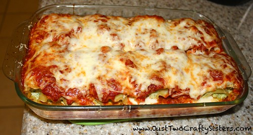 Pesto Lasagna rolls recipe