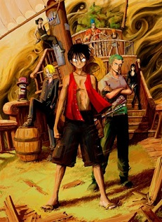 One Piece Special 1: Adventure In The Ocean&#39s Navel - One Piece Special 1