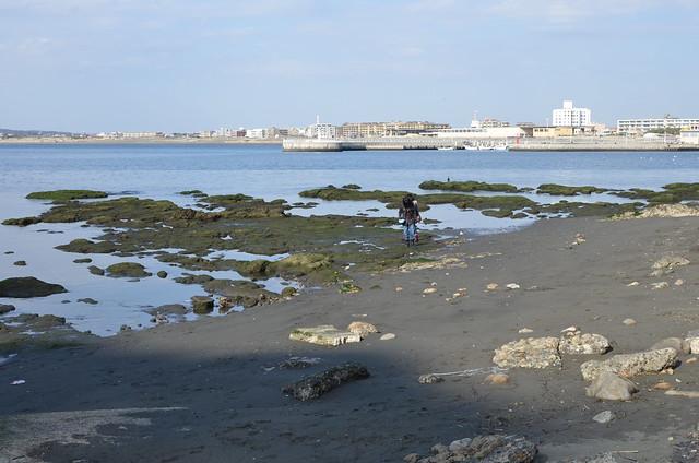 冬の青春18きっぷの旅 江ノ島散策 2014年1月7日