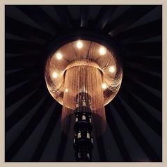 #Wine chandelier #FancyPants