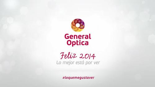 Lo que me gusta ver de General Optica para compartir optimismo y alegria