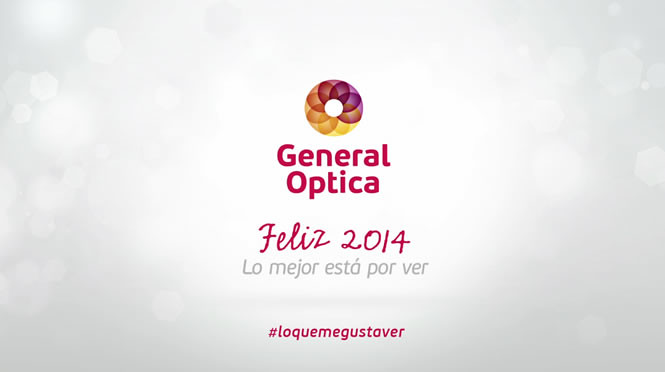 Lo que me gusta ver de General Optica para compartir optimismo y alegria