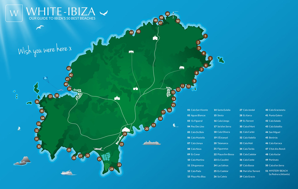 Our tried and tested guide to the best Ibiza beaches White Ibiza