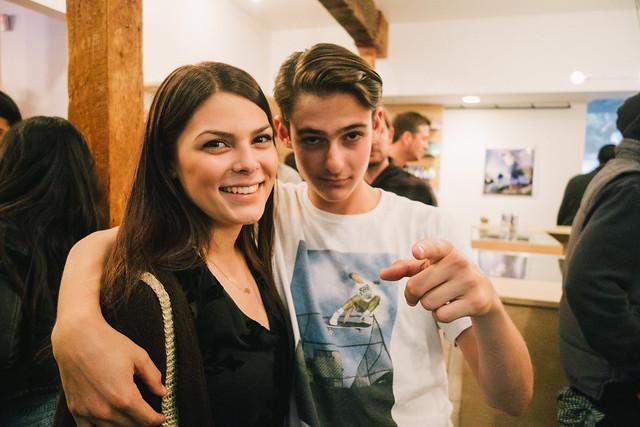 Jacob & Lady Friend
