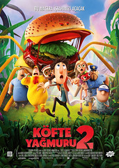 Köfte Yağmuru 2 - Cloudy With A Chance Of Meatballs 2 (2014)