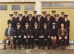 Inverness Constabulary Badenoch Sub Division police staff 1975