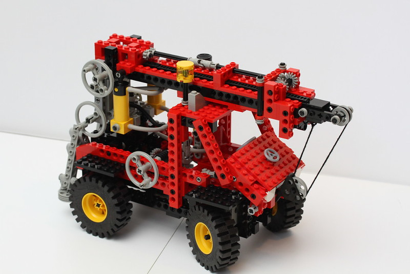 photos of your technic collection setup page 18 lego technic mindstorms model team. Black Bedroom Furniture Sets. Home Design Ideas