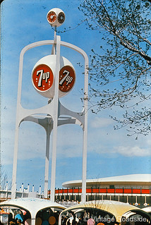 7Up at the 1964 World's Fair