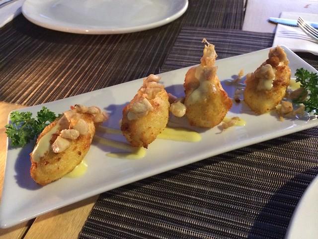 Chicken croquettes - Cozina