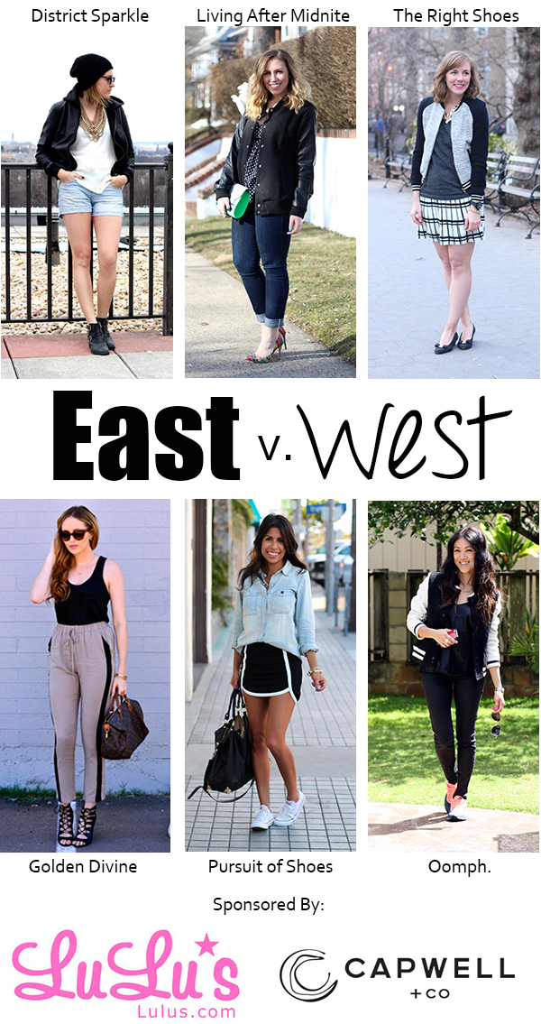 East vs. West Style: Varsity on Living After Midnite
