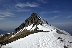 Monte Pizzuto da Cittareale (Lazio)