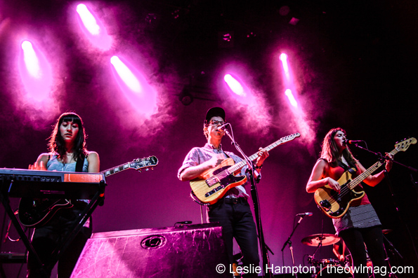 Trails and Ways @ The Fillmore, SF 3/20/14