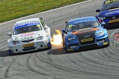 BTCC Brands Hatch 2014.