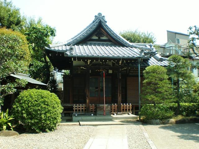 Kyoouji Temple, Yanake
