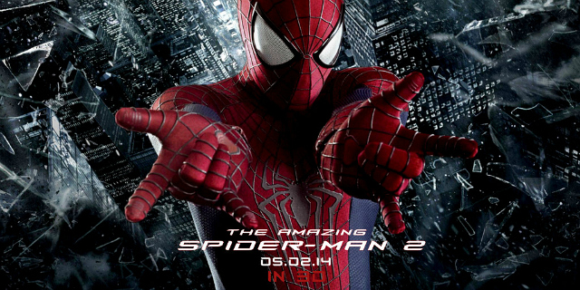 the amazing spiderman 2 most anticipated films of 2014 the finer things club uk lifestyle film book blog