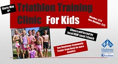 Kids Triathlon Training Clinic