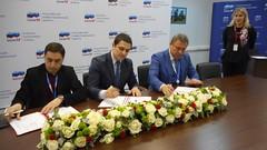 На форуме в Сочи Краснодарский край подписал 10 соглашений по развитию курортов