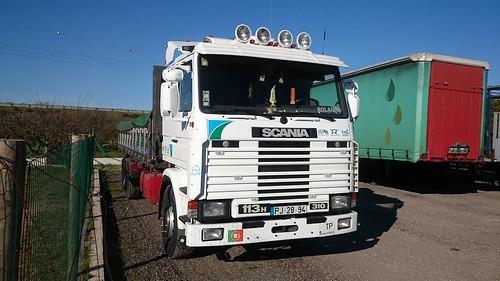 Scania 113H 310