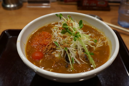 蕃茄咖哩拉麵