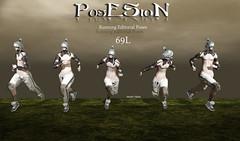 *PosESioN* Running Editorial Set 69L!!