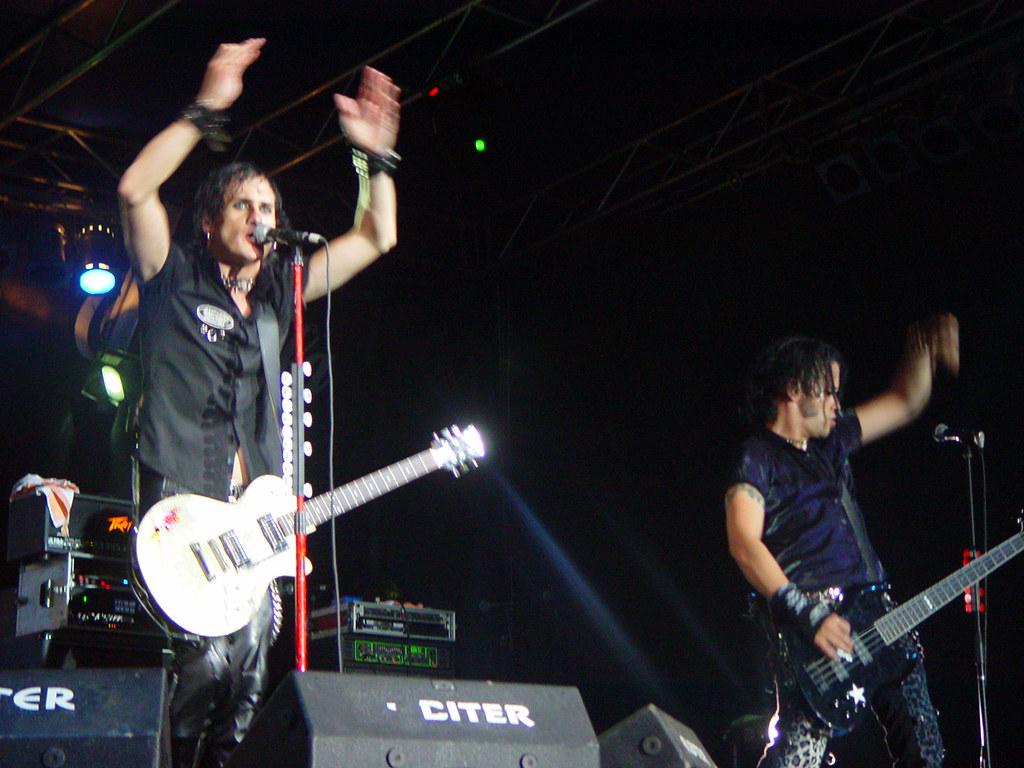 rock la mures 2002-2008