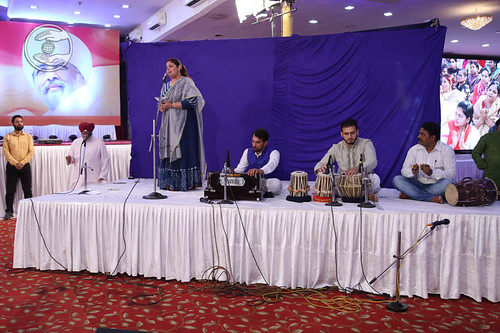 Devotional song by Navroop from Amritsar, Punjab