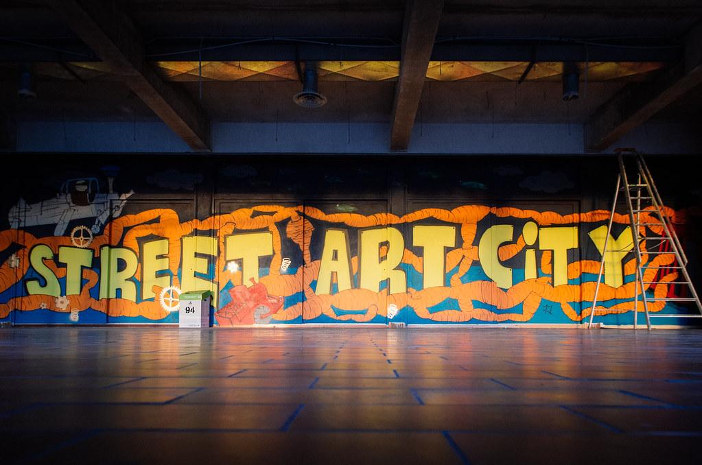 Street Art City, paradis du street art - Carnet de voyage France